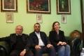السوداني يلتقي رئيس إتحاد كتاب إيطاليا في روما وتفعيل إتفاق التعاون بأربع أنطولوجيات ...