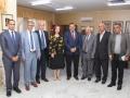 وزيرة الثقافة الأردنية تستقبل وفداً من الاتحاد العام الكتاب والأدباء الفلسطينين