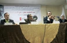 صور إحياء الذكرى 21 لللشاعر المفكر عبد اللطيف عقل