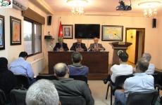 صور زيارة وفد من الأتحاد إلى رابطة الكتاب الأردنيين والفعاليات ...