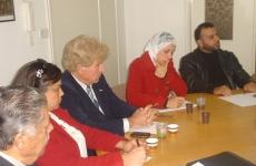 لقاء مع اتحاد الكتاب العرب الفلسطينيين 1948