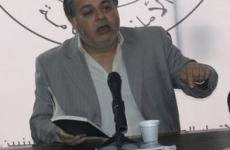 إطلاق كتاب ظل الليل للشاعر زهير أبو شايب