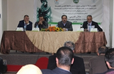 إحياء الذكرى الثالثة والثلاثين للشهيدة دلال المغربي - صور