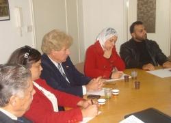 لقاء مع اتحاد الكتاب العرب ...