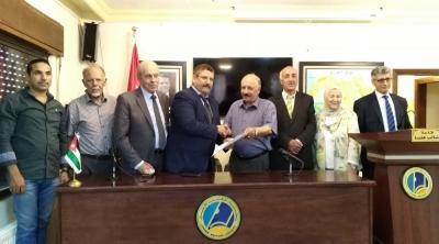 الاتحاد العام للكتاب والأدباء ورابطة الكتاب الأردنيين يوقعان اتفاقية تواصل وتعاون